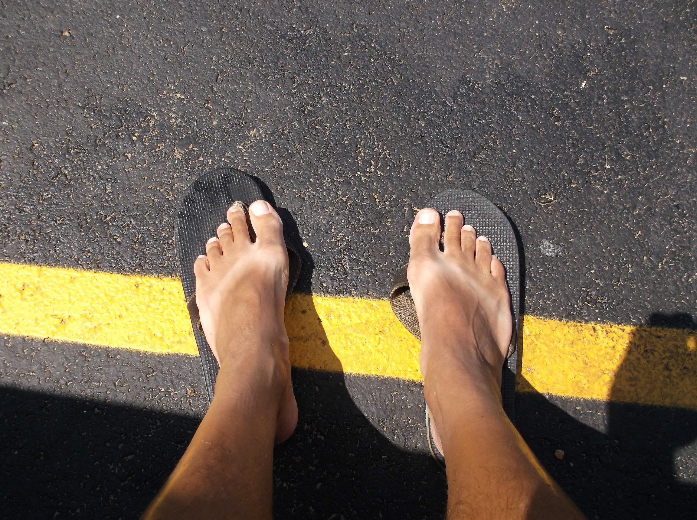 flip flop tan lines  4a20c373558d